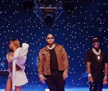 Cardi B, Anuel AA y Fat Joe