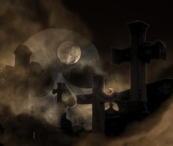 Cementerios Malditos en El Cartel Paranormal
