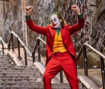 Escaleras del Joker
