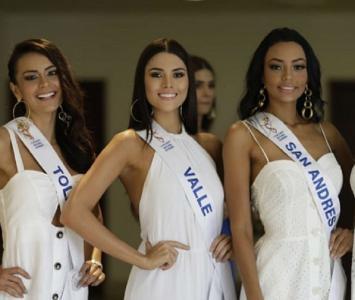 Candidatas Señorita Colombia 2020