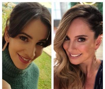 Laura Londoño y Claudia Bahamón