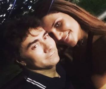 Mauro Urquijo y María Gabriela Isler