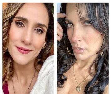 Chichila Navia y Juliana Galvis