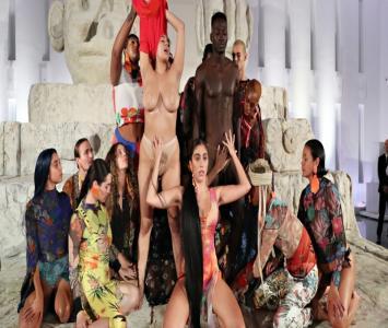 La orgía en la que participó la hija de Madonna