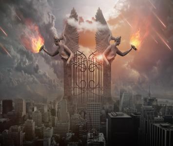 Ángeles y demonios con El Cartel Paranormal