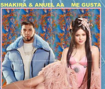 Shakira y Anuel AA
