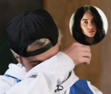 Billie Eilish - Justin Bieber