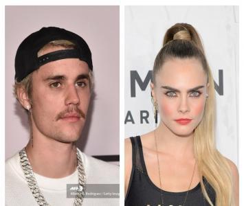 Justin Bieber y Cara Delevingne
