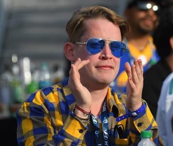 Macaulay Culkin, actor que protagonizó 'Mi pobre angelito'