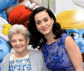 Katy Perry y su abuela Ann Pearl Hudson