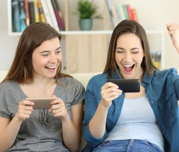 Juegos en el celular
