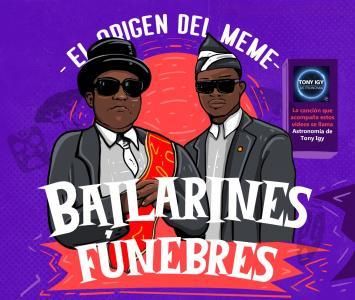 Bailarines funebres