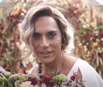 María José en 'La casa de las Flores'
