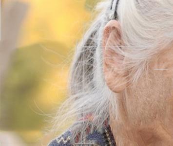 Mujer longeva