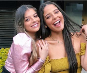 Daniela y María Legarda
