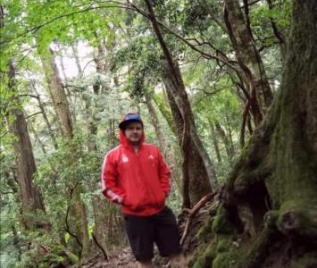 """""""El bosque de los suicidas"""" en El Cartel Paranormal - Junio 18"""
