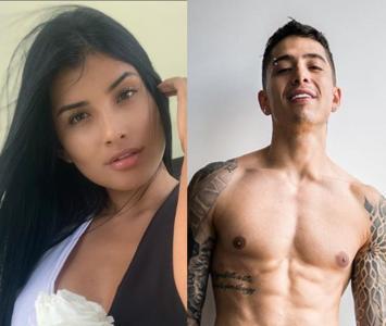 Danniela Duque, Andy Rivera
