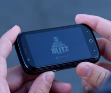 Jelly 2, el teléfono inteligente más pequeño del mundo