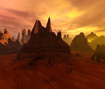 Desiertos malditos en El Cartel Paranormal - Julio 9