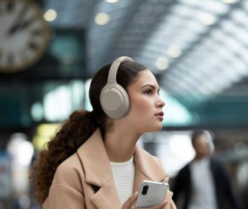 Audífonos inalámbricos Sony WH-1000XM4
