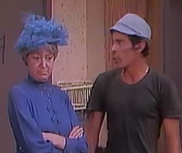 Don Ramón y Doña Clotilde