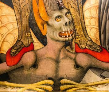 Demonios en El Cartel Paranormal - Septiembre 23