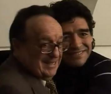 Chespirito y Maradona