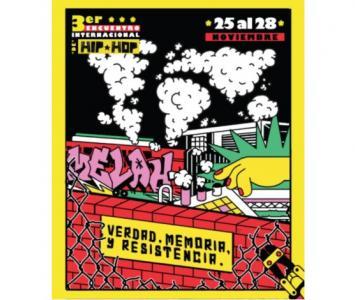 Tercer encuentro internacional del Hip Hop