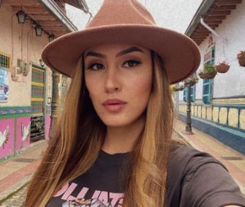 Modelo Alexandra Rodríguez