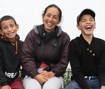 Youtubers Nubia e Hijos