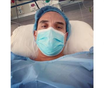 Silvestre Dangond habla desde el hospital