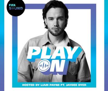 Liam Payne en podcast FIFA