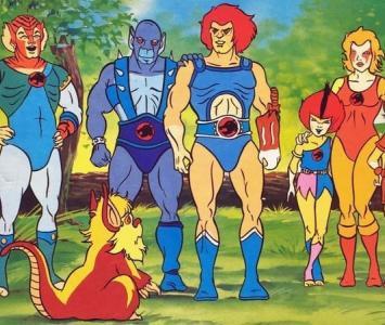 ThunderCats - serie de los 80s