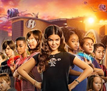 Serie de Netflix 'We Can Be Heroes'