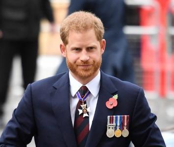 Príncipe Harry cuadrada