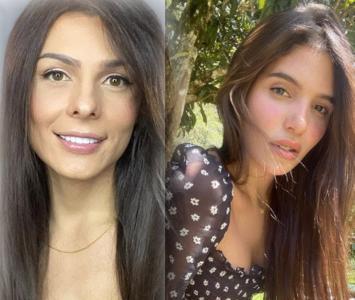 Danna Sultana y Mara Cifuentes