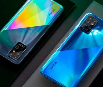 Infinix Note 8, smartphone gama media
