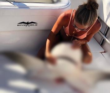 Asesina de tiburones