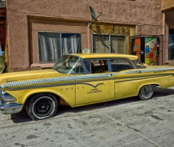 Amor de taxi en El Cartel . Abril 7