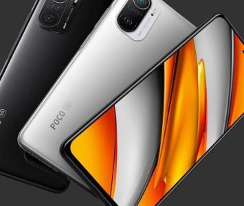 Smartphone POCO F3