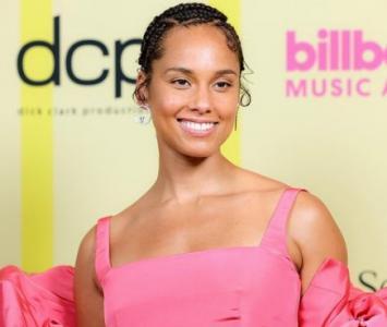 Alicia Keys en los Billboard