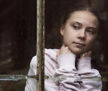 Greta Thunberg  activista ambiental