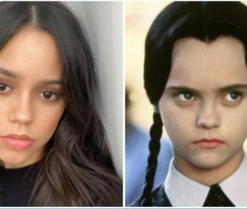 Jenna Ortega será Merlina Addams en serie de Tim Burton