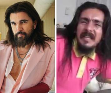 Juanes y el Querubín Rebelde