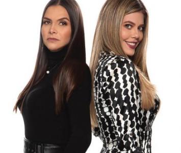 Lorna Cepeda y Natalia Ramírez
