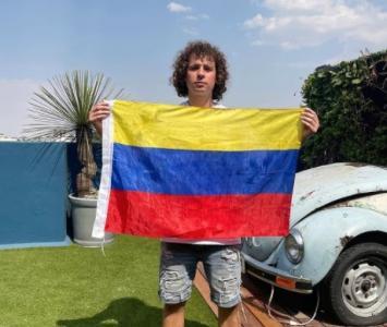 Luisito Comunica llegó a Colombia