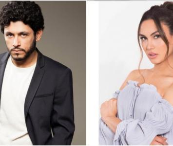 Santiago Alarcón e Isabella Santiago