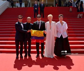 'Memoria', película colombiana que compite en Cannes