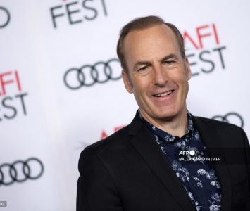 Actor Bob Odenkirk
