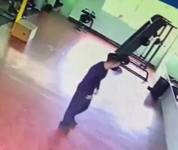 Fantasma gimnasio